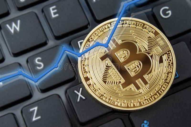 Bitcoin Currency And Dollar Btc Market Symbol Cryptocurrency R