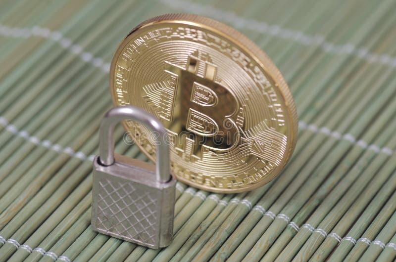 Bitcoin royalty free stock photography