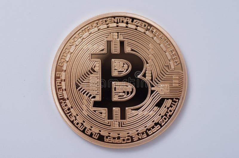 Bitcoin royalty free stock image