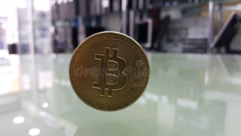 Bitcoin money change exchange mining. Bitcoin mining pay change money exchange stock images
