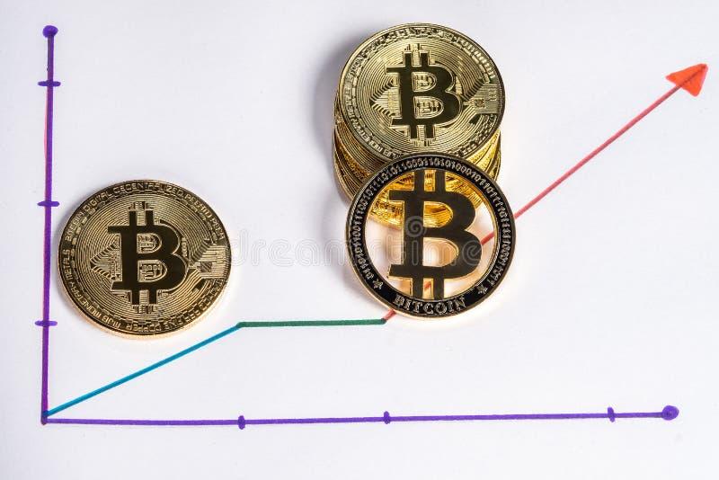 bitcoin równy sobie system płatności który używa ten sam jednostkę uzasadniać transakcje obrazy stock