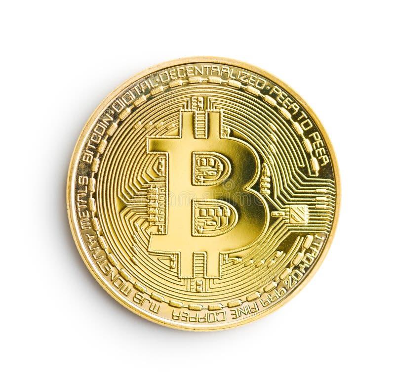 Download Bitcoins Dourado Cryptocurrency Foto de Stock - Imagem de dinheiro, banking: 107529606