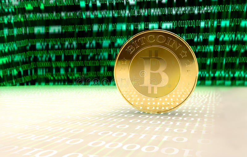 Download Bitcoins editorial stock photo. Image of payment, market - 35608488