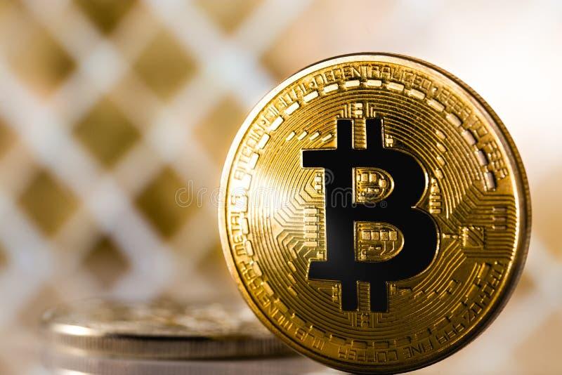 bitcoinsymbol royaltyfria foton