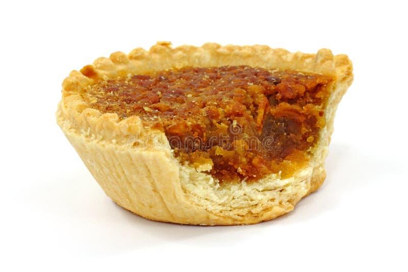 Bite from Individual Pecan Pie