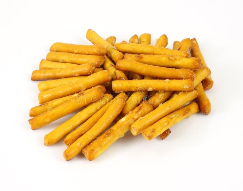 Bite sized pretzel sticks