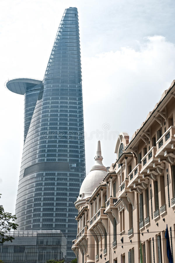 Download Bitexco Financial Tower , Ho Chi Minh City. Editorial Photography - Image: 23032812