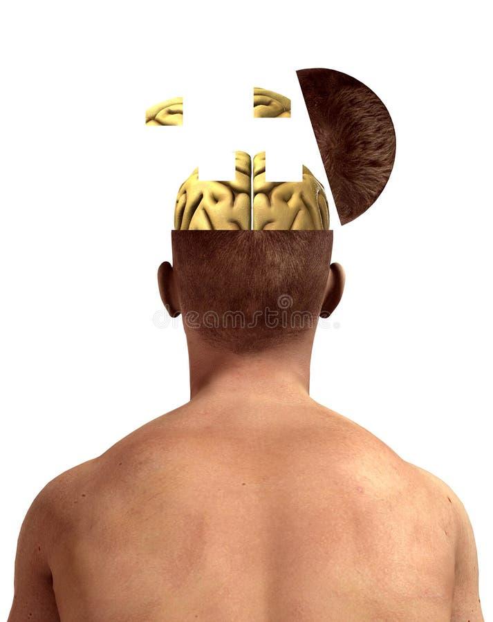Bithjärna Royaltyfri Bild