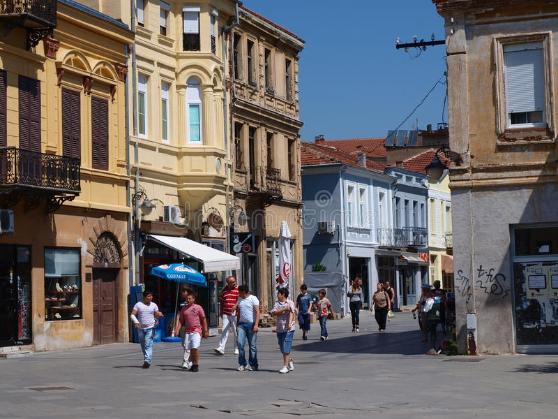 Bitola, Macedónia imagem de stock royalty free