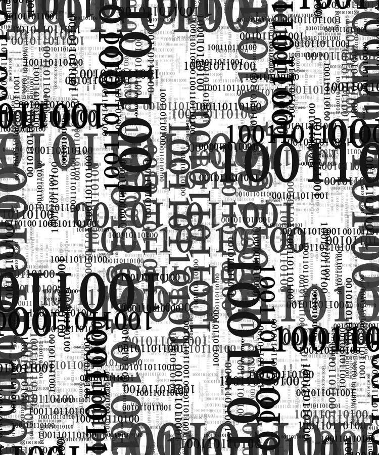 Download Bits and bytes stock illustration. Image of bits, background - 6768985