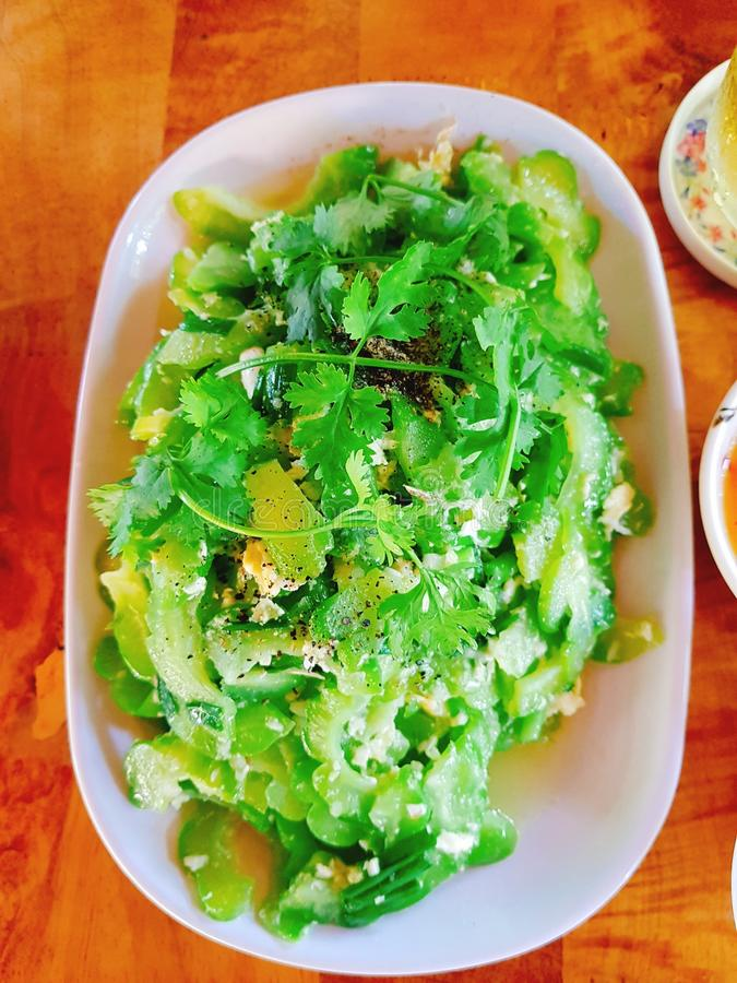 Vietnamese dishes royalty free stock photo