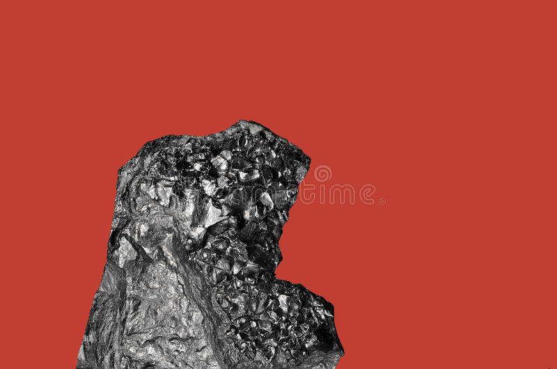 bitumiczny węgiel obraz stock