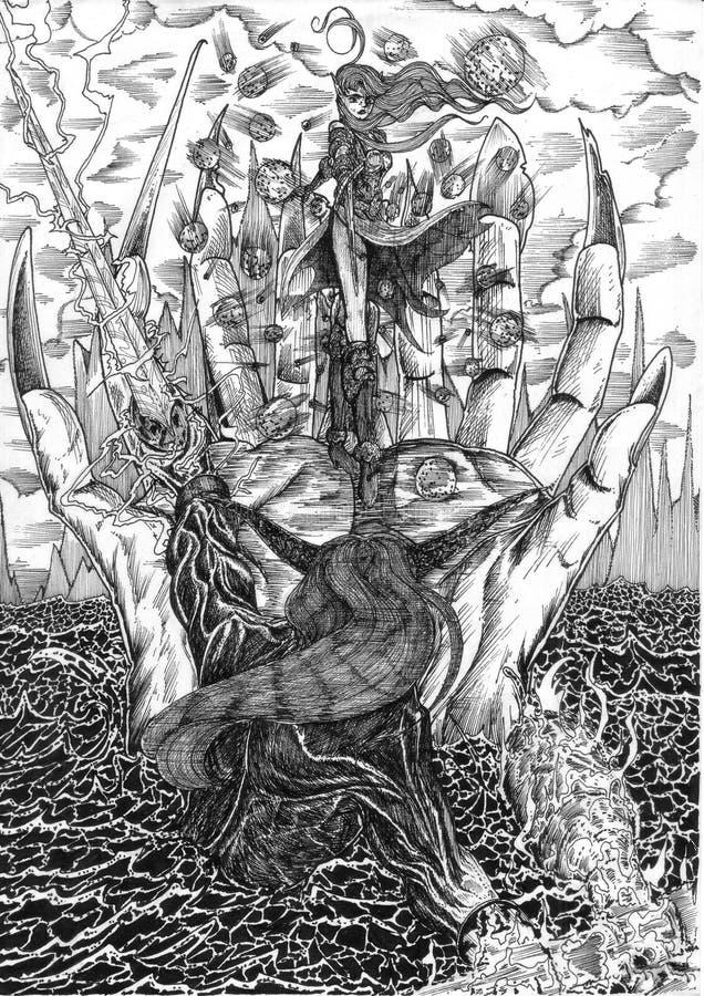 bitwa ilustracji
