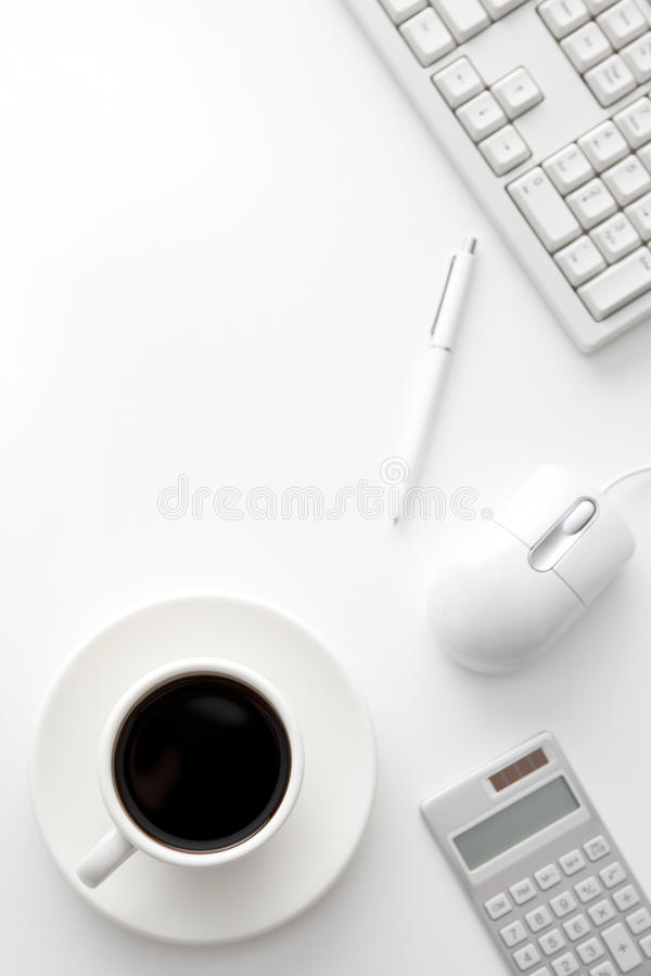 biurka biuro zdjęcie stock