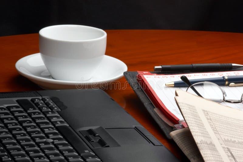 biurko zdjęcie royalty free