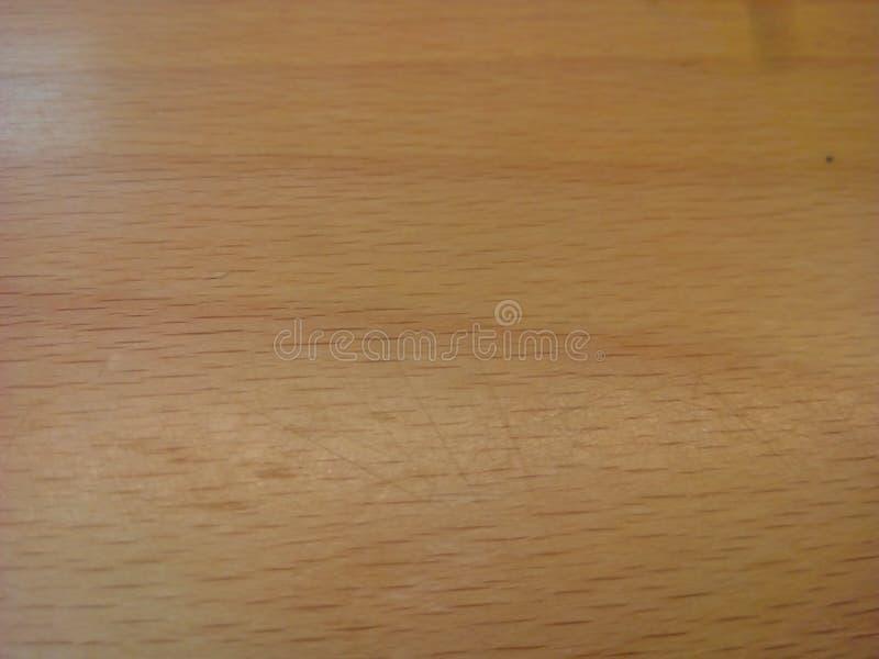 Biurko w bibliotece obraz stock