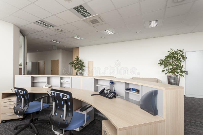 Biuro zdjęcie royalty free