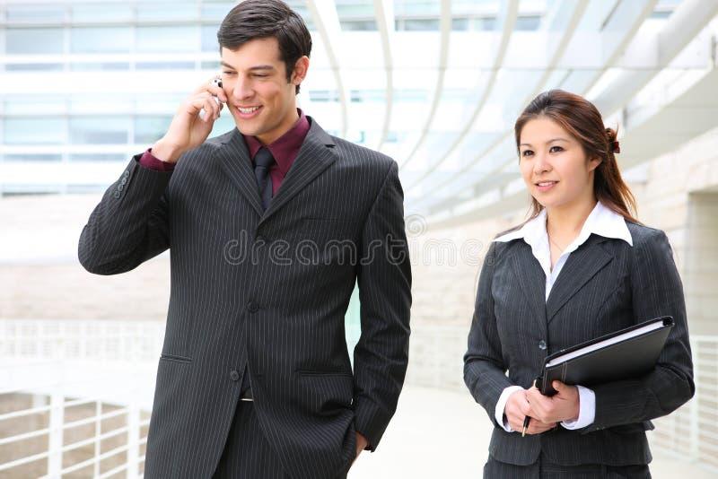 biuro biznesowa ruchliwie drużyna zdjęcia stock