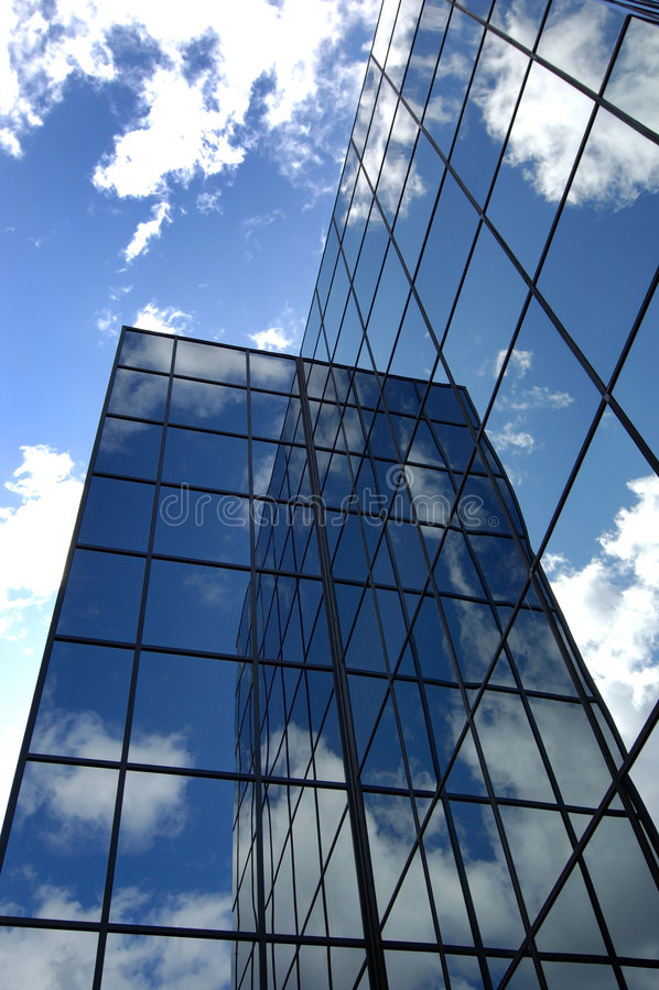 biuro budynku. zdjęcia royalty free