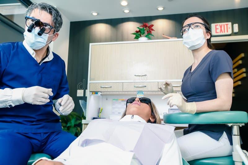 biuro dentystycznego obrazy royalty free