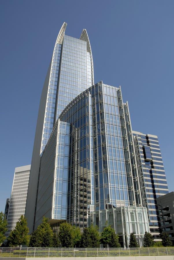 biuro highrise budynku. zdjęcia royalty free
