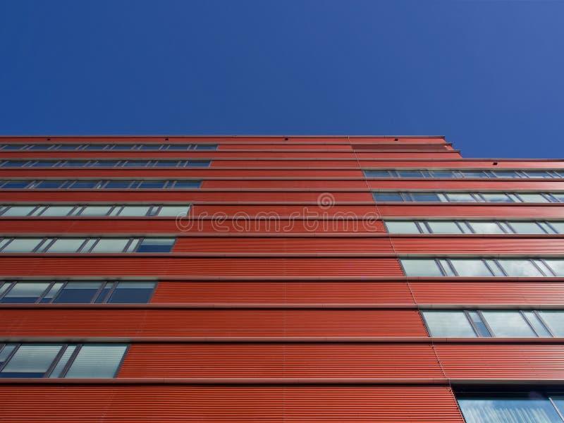 Biuro 'Ikona', Zaandam w Holandiach. zdjęcia royalty free