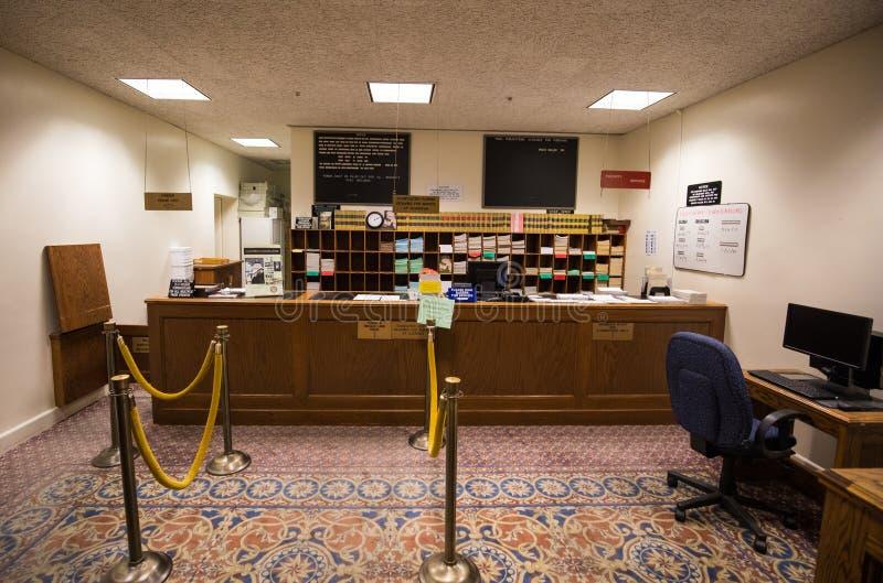 Biuro w Capitol budynku obrazy stock