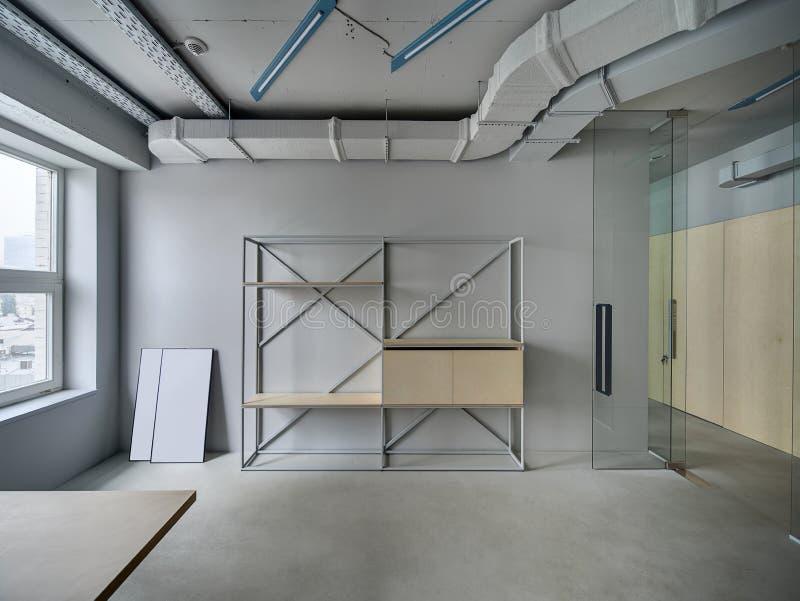 Biuro w loft stylu zdjęcia stock