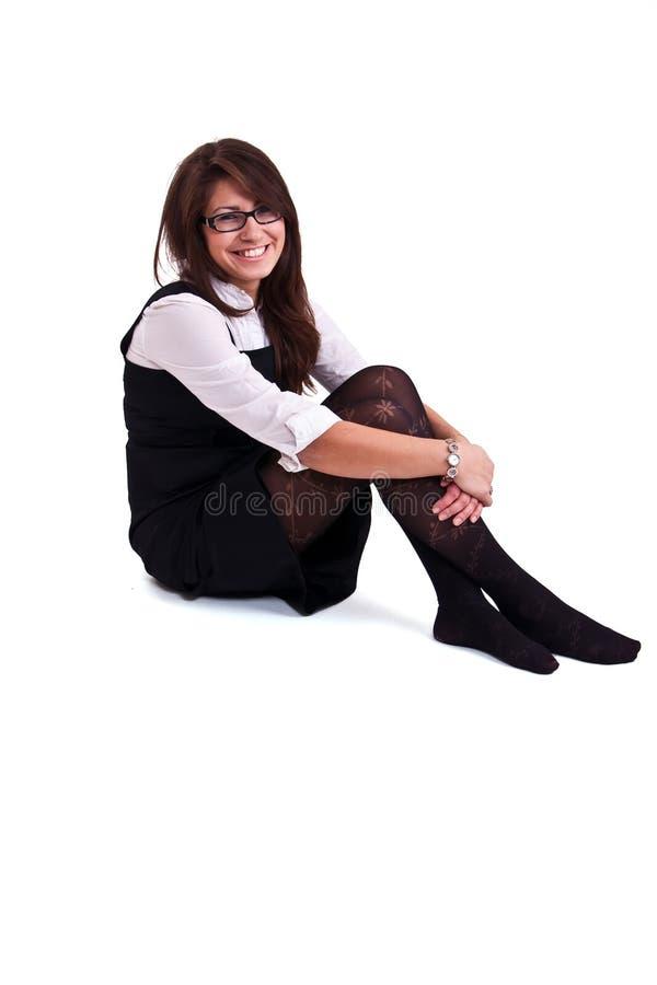 Download Biurowa Pracowniana Kobieta Obraz Stock - Obraz złożonej z glassful, piękny: 13340451