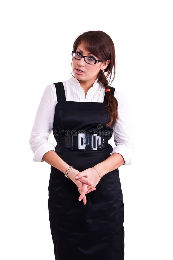 Download Biurowa Pracowniana Kobieta Zdjęcie Stock - Obraz złożonej z officemates, femininely: 13340462