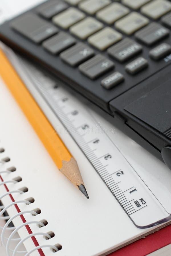 biurowe narzędzi obraz stock