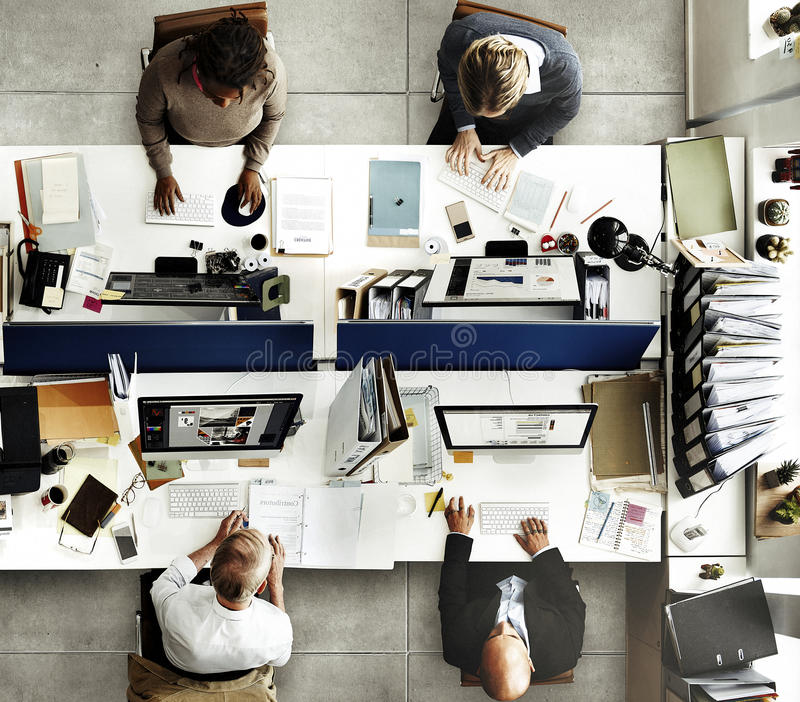 Biurowego Fachowego zajęcia Biznesowy Korporacyjny pojęcie zdjęcie stock