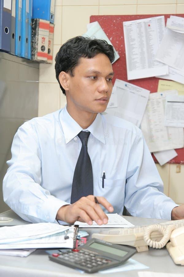 biurowego personelu pracownik obraz stock