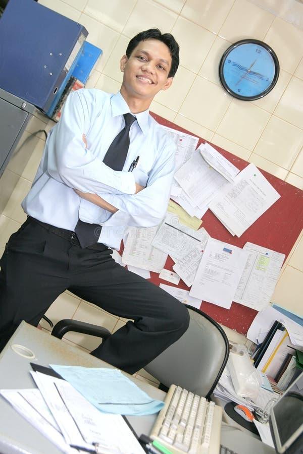 biurowego personelu pracownik zdjęcia stock