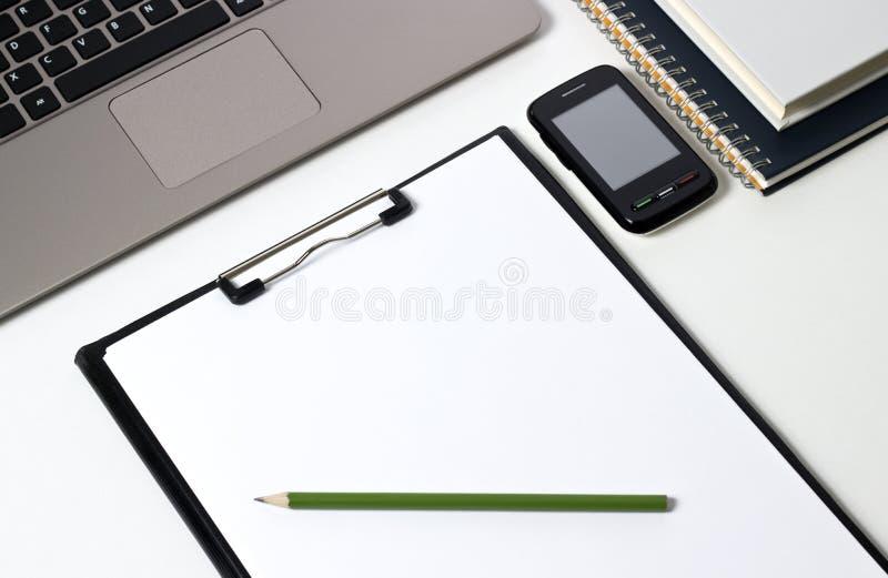 Biurowi narzędzia obrazy stock
