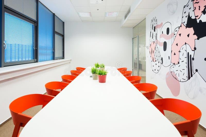Biurowi wnętrza tworzyli Kivvi architektami, Bratislava, Sistani zdjęcia royalty free