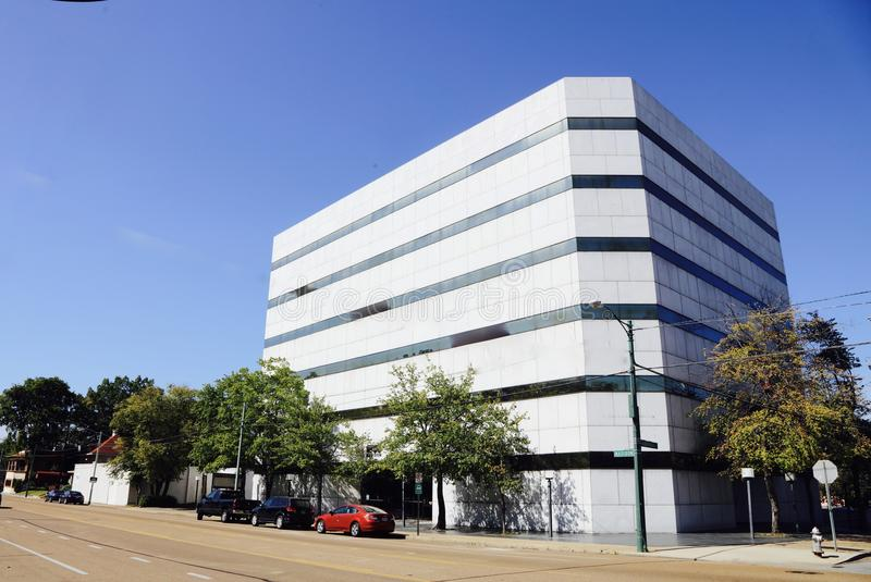 Biurowy kompleks na Madison fotografia stock