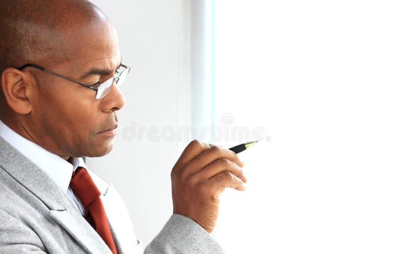 Biurowy mężczyzna zdjęcia royalty free