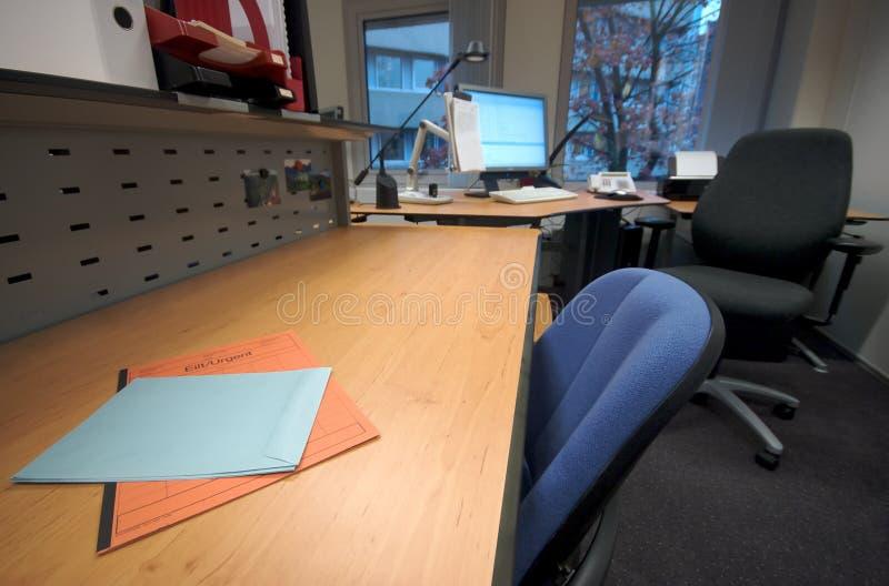biurowy pokój fotografia stock