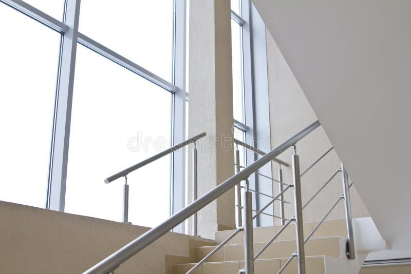 biurowy schody obrazy royalty free