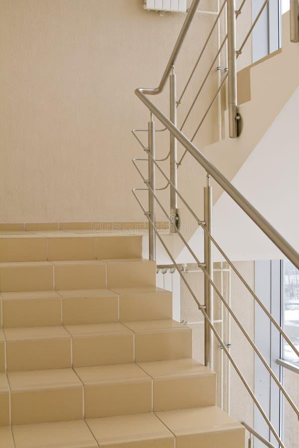 biurowy schody zdjęcie stock
