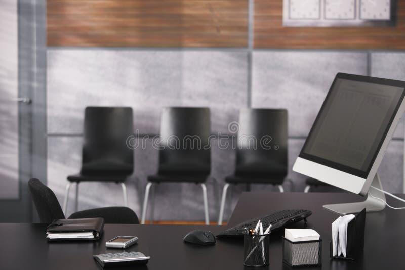 Biurowy wnętrze obrazy stock