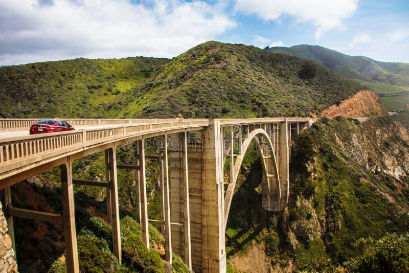 bixby γέφυρα στοκ εικόνες με δικαίωμα ελεύθερης χρήσης