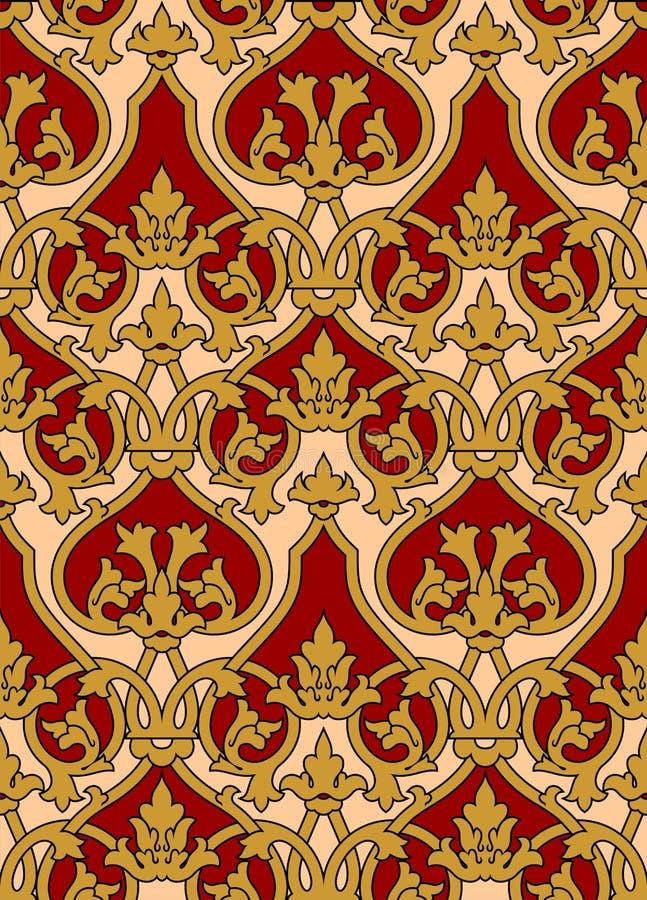 Bizantin illustration stock