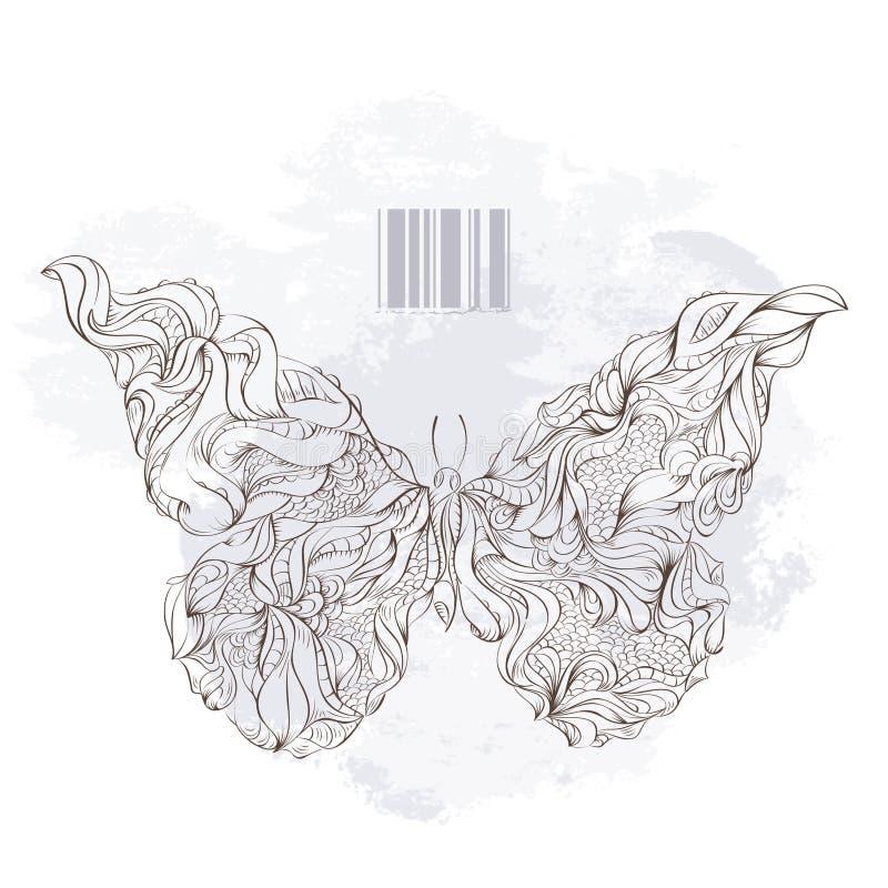 Free Bizarre Butterfly Stock Photo - 14222380