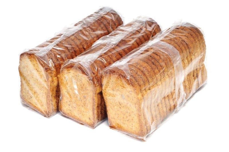 Bizcochos tostados del pan imagenes de archivo