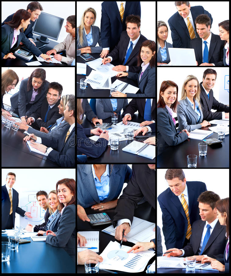 biznes drużyna obraz stock