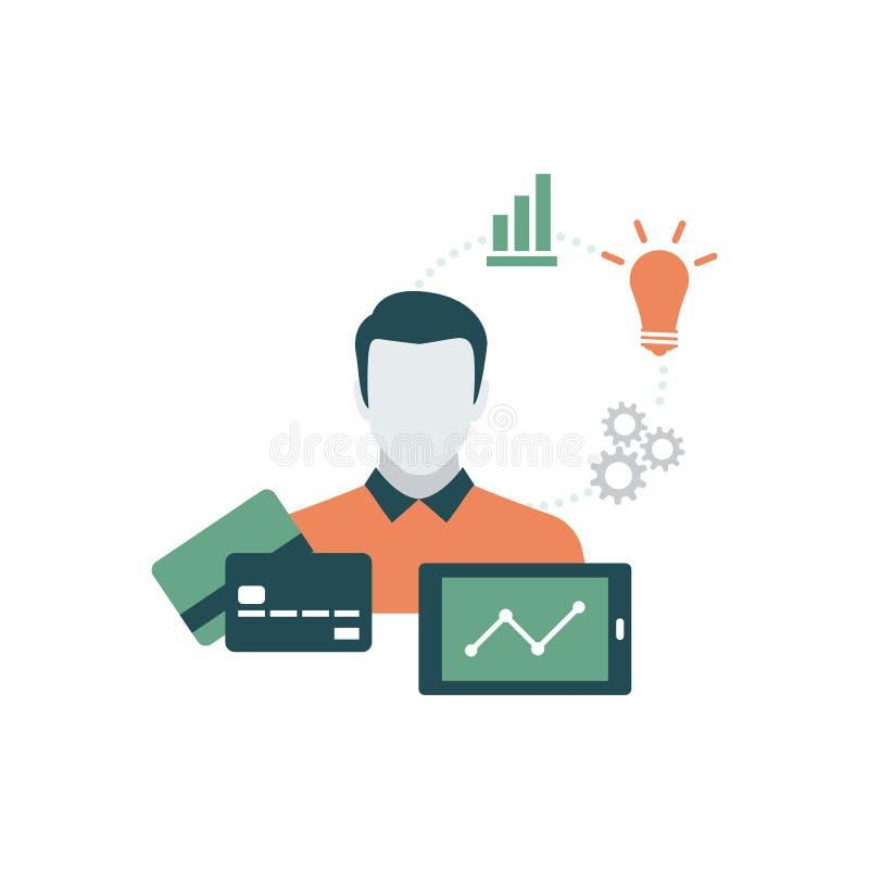 Biznes i Finanse ilustracji