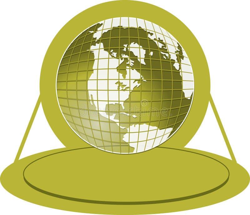 biznes logo ilustracji
