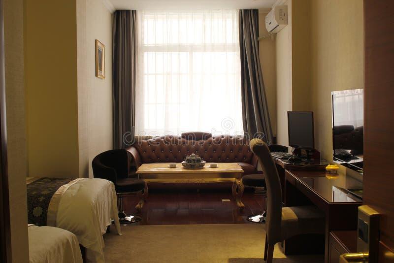 Biznes pokój hotelowy zdjęcia stock